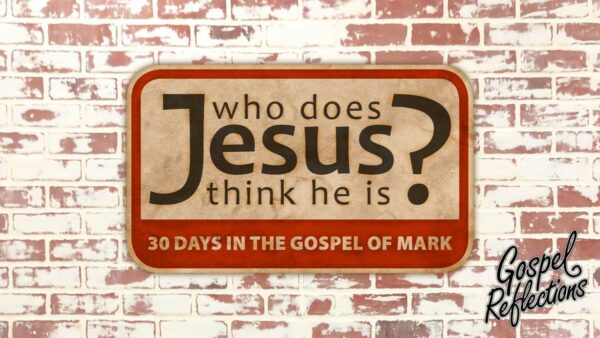 Who Does Jesus Think He Is?